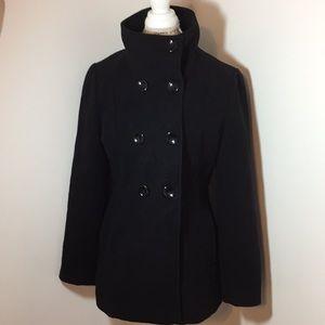 Steve Madden brand woman's medium pea coat